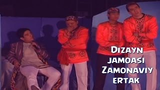Dizayn jamoasi - Zamona...