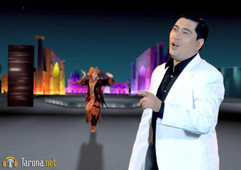 Ravshan Komilov Samarqandni Qizlari (Official HD) .