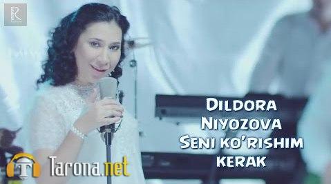 Dildora Niyozova - Seni...