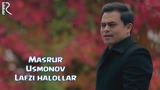 Masrur Usmonov - Lafzi ...
