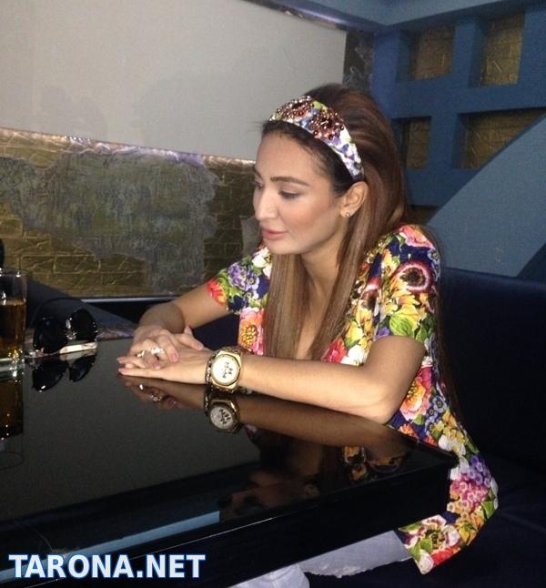 Munisa Rizayeva Ilk konsert dasturi oldidan Matbuot anjumani bo'lib o'tdi