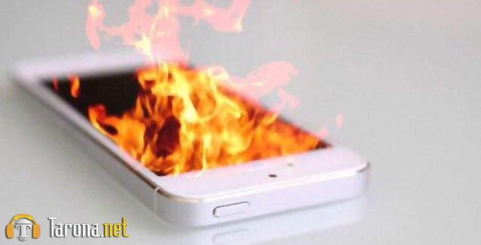 iPhone yana bir marta odam o'limiga sabab bo'ldi