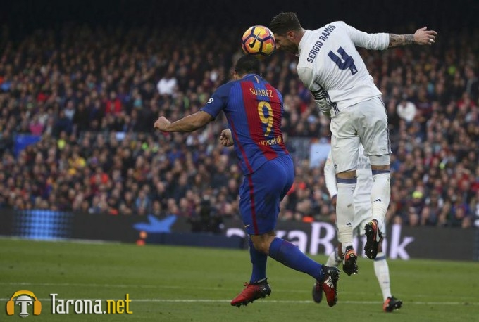"Barselona"" — ""Real Madrid"" 1:1 (video)"