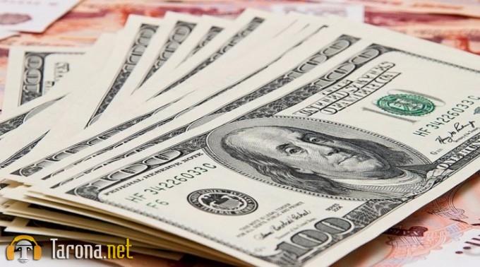 «Qora bozor»da dollar kursi 0000 so'mdan pastga tushdi