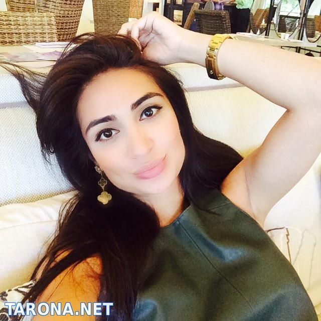 Munisa Rizayeva.